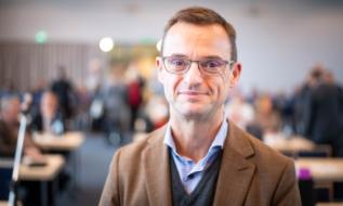 Michael Frost Kulturdezernent