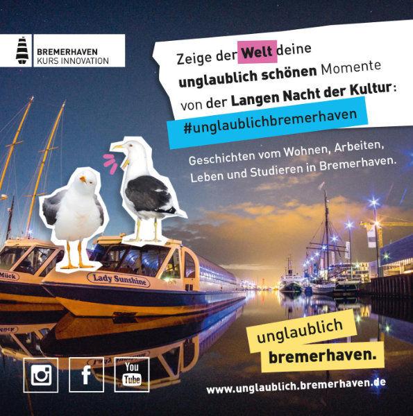unglaublich Bremerhaven